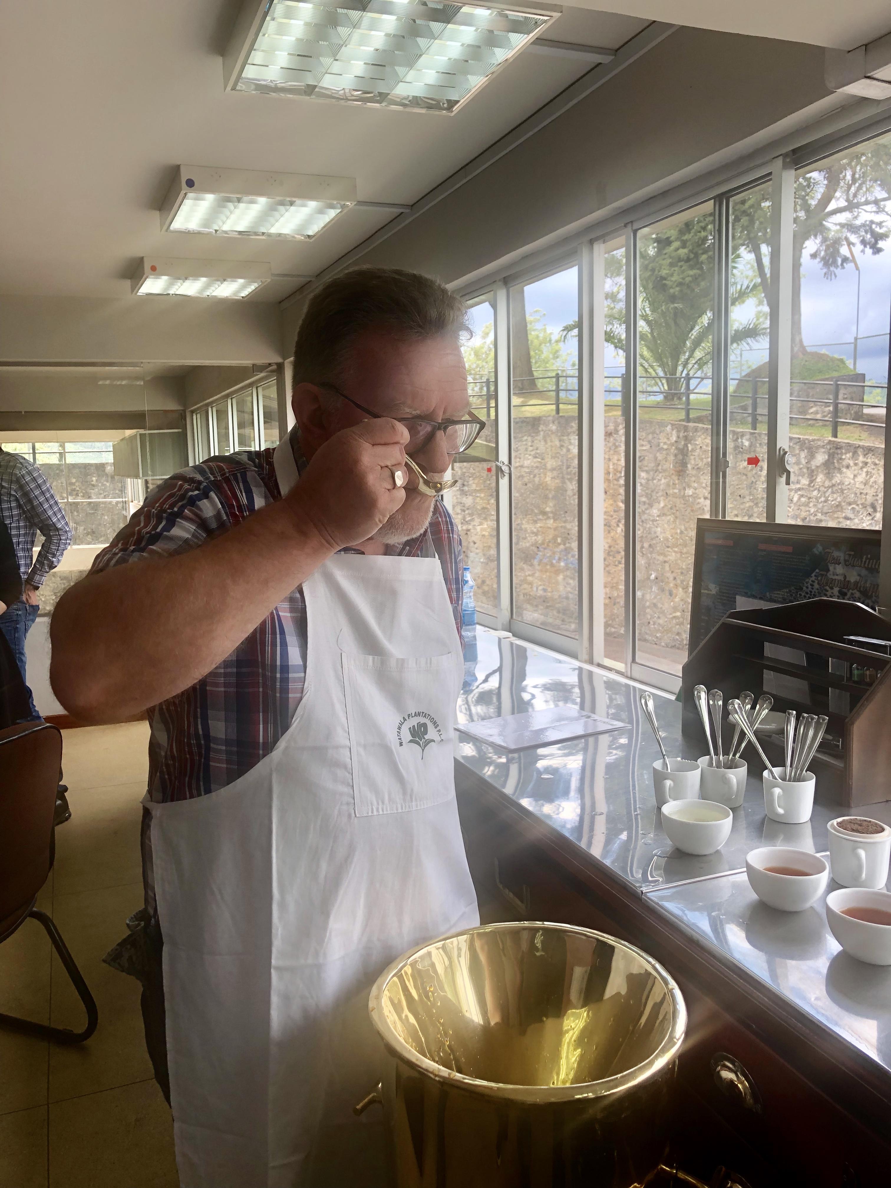 Tea Training